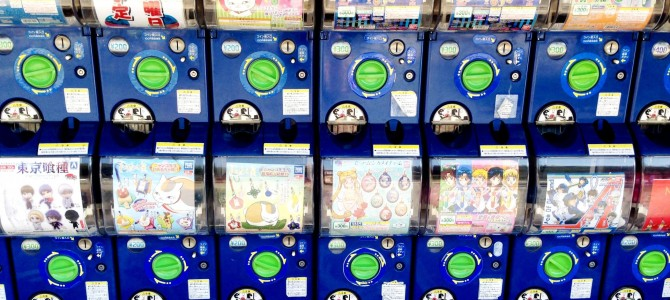 """Gacha"" troubles in Japan"